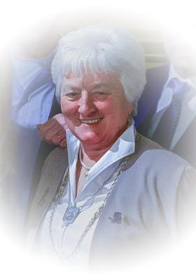 Wir trauern um unsere Ehrenmagd Gisela Burbach
