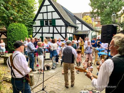 Kartoffelfest am 22. September 2019 im Kornhaus Niederkassel