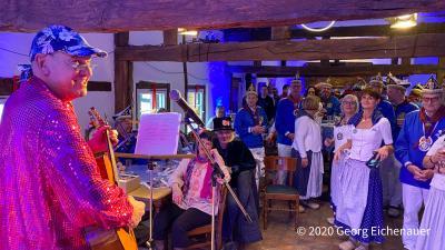 """Dorfsitzung """"Us de Lamäng"""" im Kornhaus am 9. Februar 2020"""