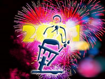 Wir wünschen ein gutes und gesundes neues Jahr!